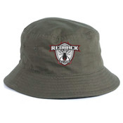 Redback BJJ Bucket Hat - AS Colour - Bucket Cap